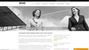 BRAM advocaten homepage_Blinkfotografie